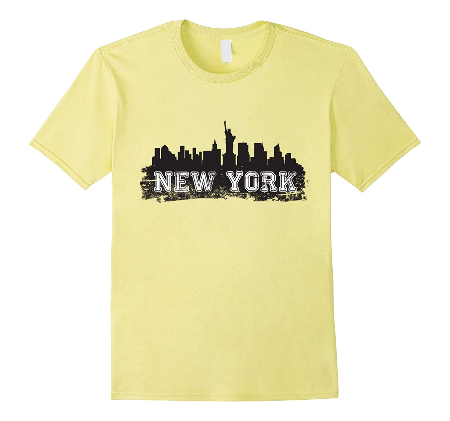 New York City T Shirt New York State Shirt Vintage New