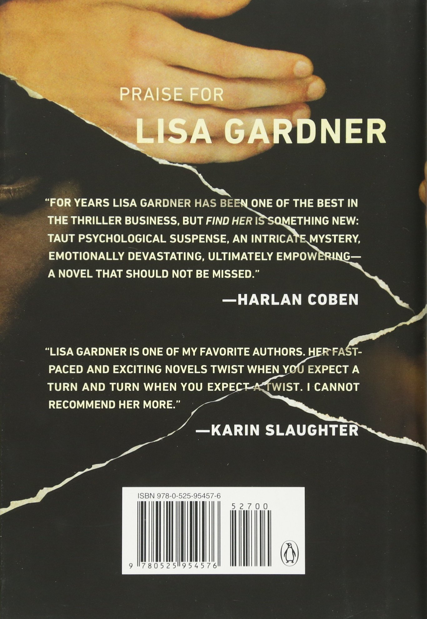 Amazon: Find Her (detective D D Warren) (9780525954576): Lisa  Gardner: Books