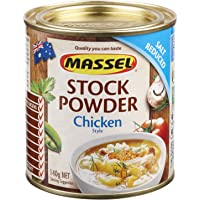 Massel, Stock Powder Salt Reduced Chicken Style, 140g, Salt Reduced Chicken Style