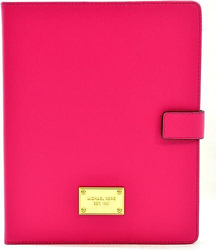 ny design bästa skor storlek 40 Amazon.com: Michael Kors Saffiano Leather IPAD Stand Case Cover ...