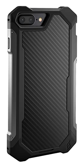 wholesale dealer b39ff 6c4dd Element Case Sector Mil-Spec Drop Tested Case for Apple iPhone 8 Plus and 7  Plus - Carbon (EMT-322-133EZ-02)