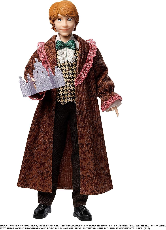 Harry Potter Muñeco Ron Weasley Baile de navidad de Harry Potter ...