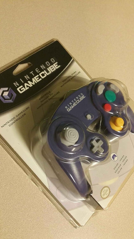Amazon com: Gamecube Controller Indigo: Nintendo Gamecube