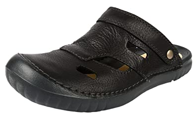 Clarks Men's Wirrel Beat Open Toe Sandals Black Size: 11