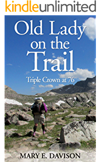 Old Lady on the Trail  Triple Crown at 76 c0bbb1b65
