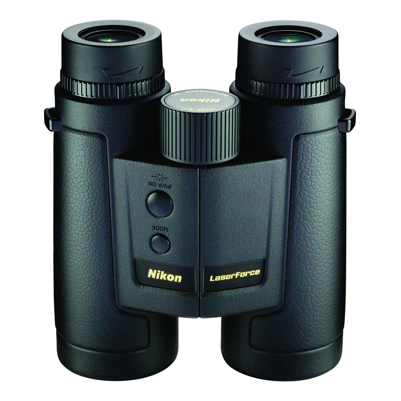 1. Nikon LASERFORCE RANGEFINDER Binocular
