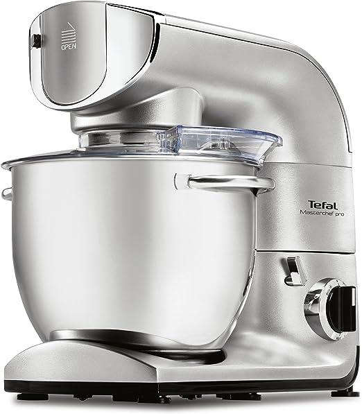 Tefal Masterchef Pro QB625D 1200W 5.5L Plata - Robot de cocina (5 ...