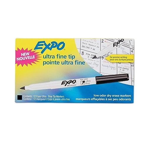 Extra Fine Point Dry Erase Markers: Amazon.com