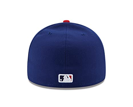 premium selection 96b58 aa141 Amazon.com   New Era MLB Youth Alternate Authentic Collection On Field  59FIFTY Fitted Cap   Clothing