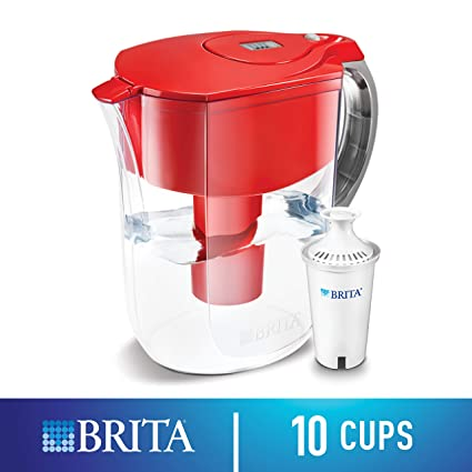 903951b733e Image Unavailable. Image not available for. Color  Brita Grand Water Filter  Pitcher ...