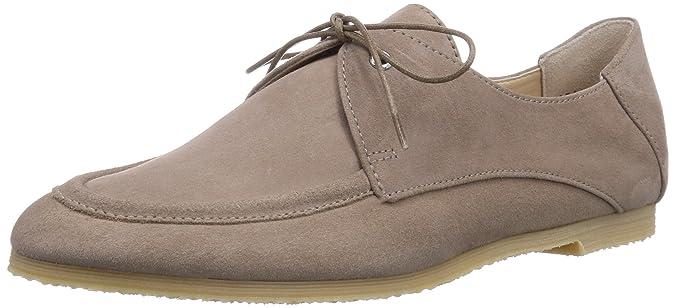 Högl 9-102502 - mocasines de terciopelo mujer, color beige, talla 42: Amazon.es: Zapatos y complementos