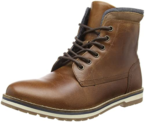 Red Tape Blackwell, Botas para Hombre, Marrón (Tan), 42 EU