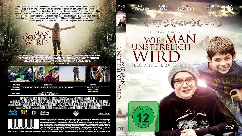 Wie man unsterblich wird - Jede Minute zählt Blu-ray Alemania ...