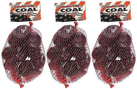 Palmer Chocolate Coal Double Crisp Christmas Gift 3 Pack