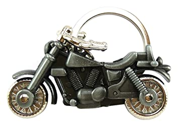 VB Retail Silver Royal Bullet Bike Keyring   Keychain  Amazon.in ... 3472a71fee