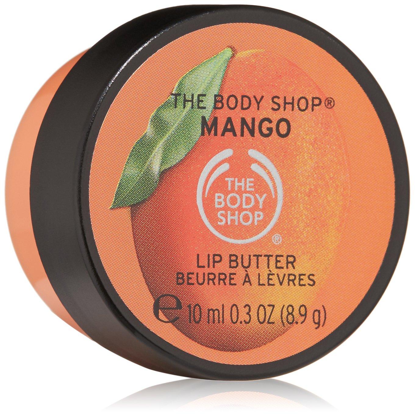 The Body Shop Mango Lip Butter - 10ml by The Body Shop