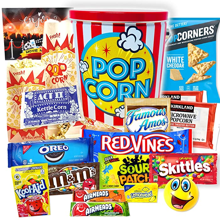 Top 8 Date Night Food Baskets