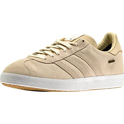buy popular cc09e db352 adidas Mens Gazelle GTX ST Alfred BB0894 (Size 9) White