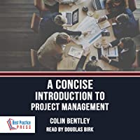 A Concise Introduction to Project Management
