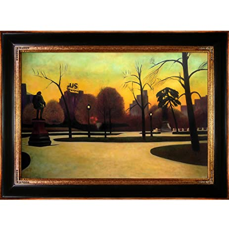Amazon.com: overstockArt Shakespeare At Dusk 1935 by Hopper with ...