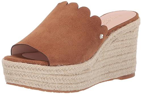 a22c113a4d6 Amazon.com: Kate Spade New York Women's Tabby Sandal: Shoes
