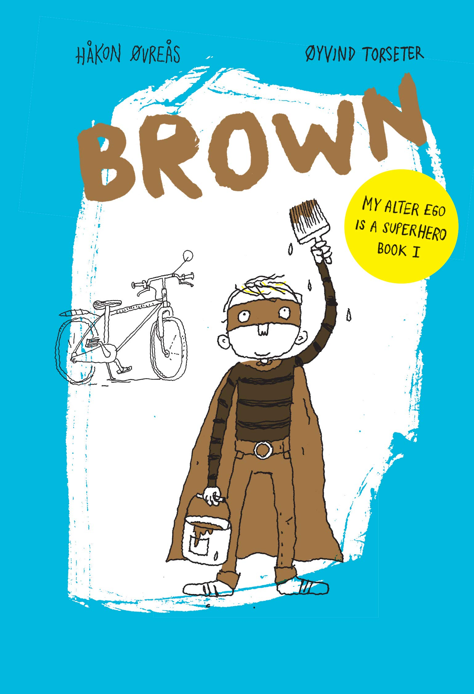 Brown (My Alter Ego Is a Superhero)