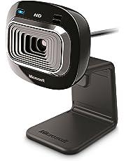 L2 LifeCam HD-3000 Win USB Port EMEA EG EN/DA/FI/DE/IW/HU/NO/PL/RO/SV/TR,black
