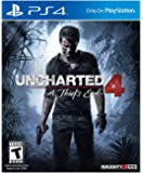 PS4 Uncharted 4 Theifs End PlayStation 4 by Sony