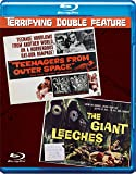 TEENAGERS FROM OUTER SPACE - THE GIANT LEECHES Blu-Ray