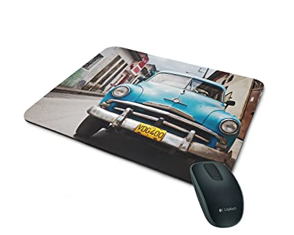 idecor Super Car Mouse pad for pc, Computer for Home & Office with