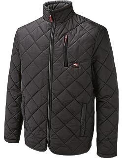 Lee Cooper Men s Quilted Jacket - Black 262241dafa