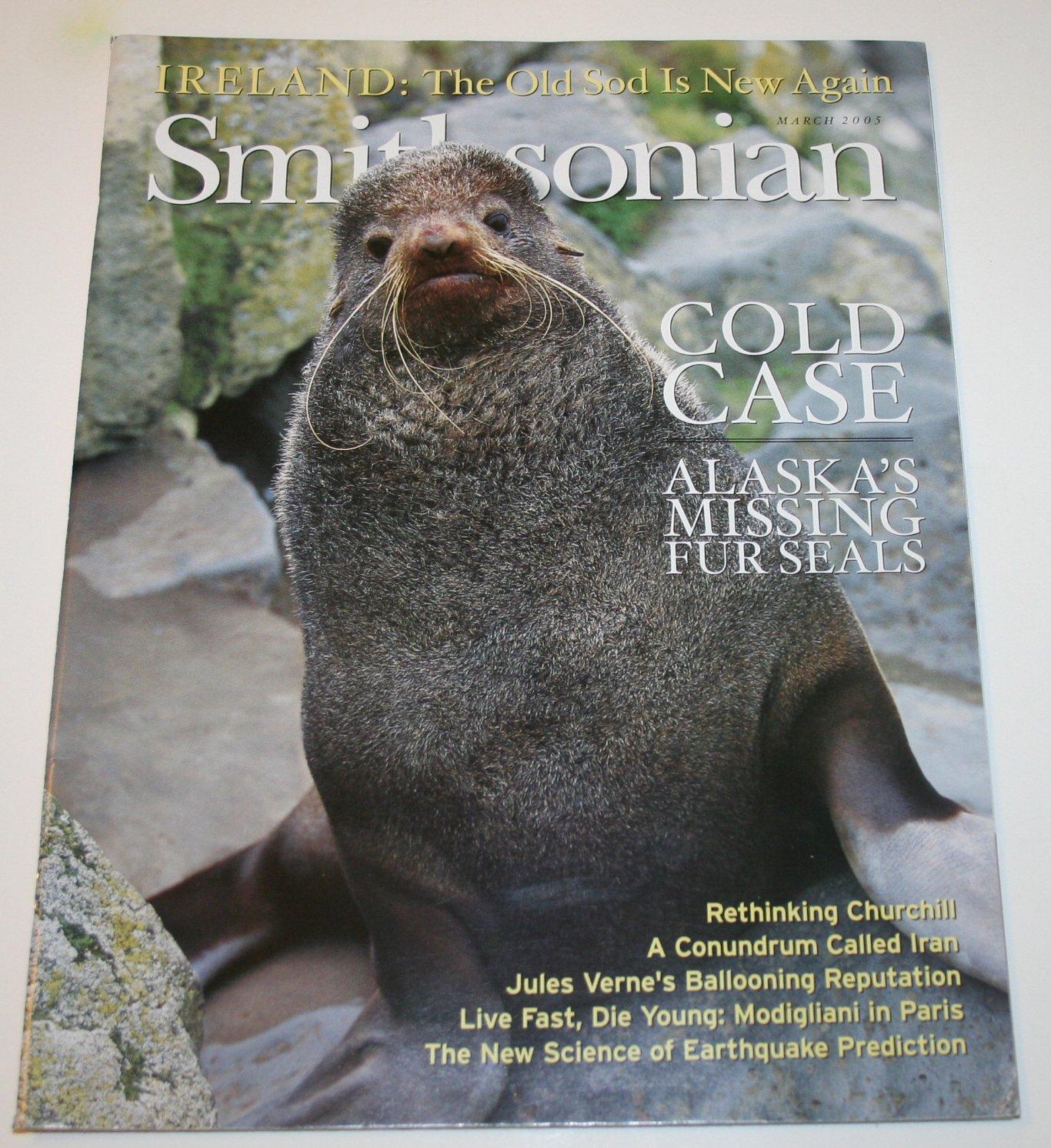 Download Smithsonian Magazine, March 2005 ebook
