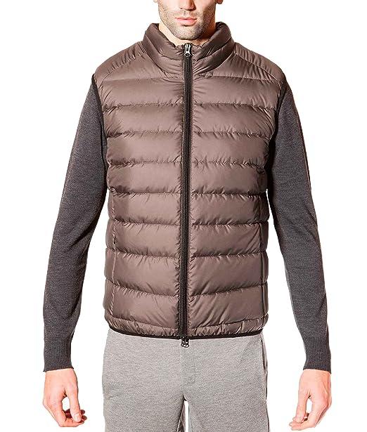 ECOALF, ST. Moritz Man - Plumas para Hombre, Color Mole Grey 304, Talla S: Amazon.es: Ropa y accesorios
