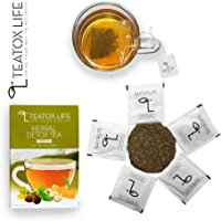 Skinny Slimming Detox Diet Tea for 28/14 Herbal Cleanse  Mild Laxative with Senna for Weight Loss, Reduce Bloating - 25 Herbal Tea Bags   Made in India