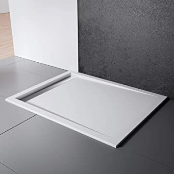 Schulte Duschwanne 90x90 Cm Quadrat Extra Flach 2 5 Cm Sanitar