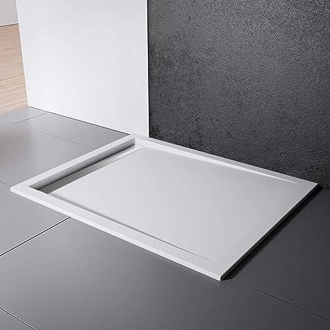 Fabulous Schulte Duschwanne 90x120 cm, Rechteck extra-flach 2,5 cm, Sanitär MM71