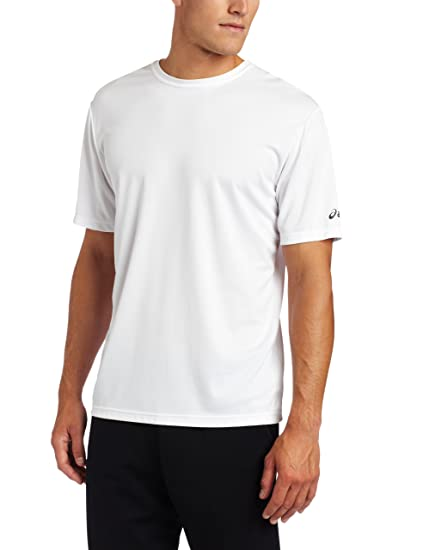 a42325c9b41944 Amazon.com: ASICS Men's Ready-Set Short Sleeve Tee: Clothing
