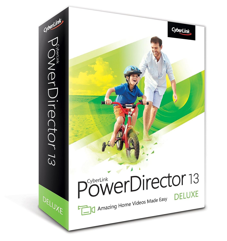 cyberlink powerdirector 13 deluxe activation key