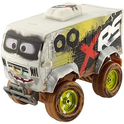Mattel- Disney Cars-Vehículo XRS Arvy, Coches de Juguetes niños +3 años GBJ45: Juguetes y juegos