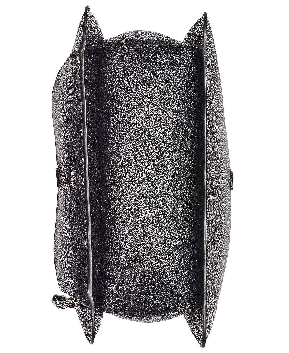 Amazon.com: DKNY Paris bolsa grande, negro, L: Shoes