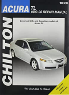 Acura TL 1999 thru 2008 Automotive Repair Manual Editors of