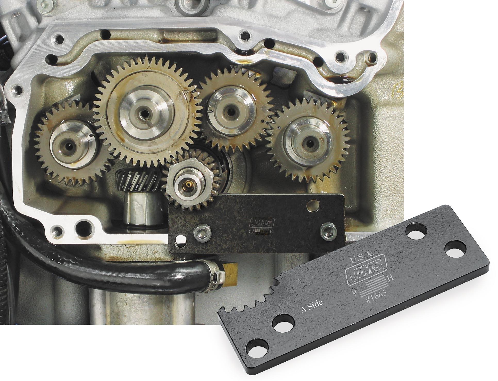 Jims Pinion Gear Locking Tool 1666