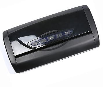 VITAL VAC Envasadora al Vacío Doméstica 5 Funciones 150W, Compartimento para Rollo, Cortador Incorporado