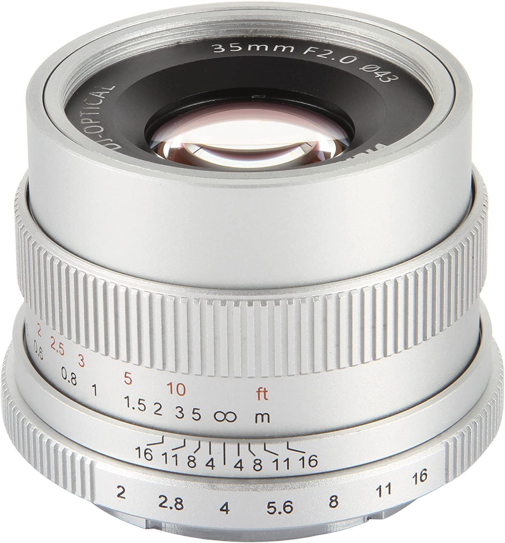 Viltrox Fe 35 Mm F 2 F2 0 F16 Standard Prime Fixed Kamera