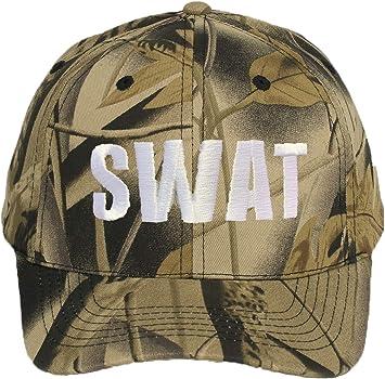 Men Women Casual Swat Baseball Cap Sport Hat Camouflage Leaf Cotton Moro
