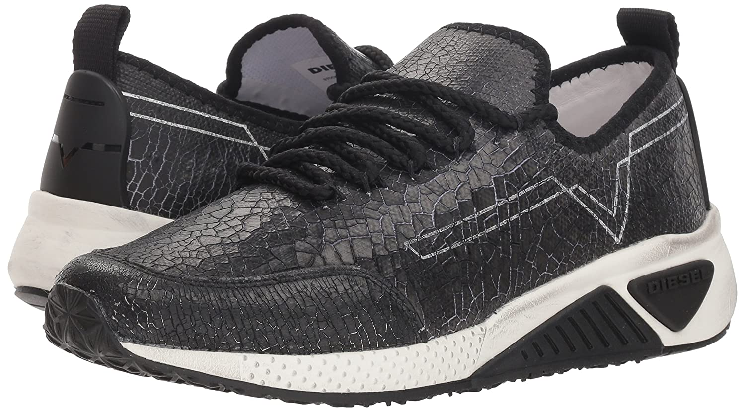Diesel Women's SKB S-Kby Project US|Black Sneaker B077GFFF2X 8.5 B(M) US|Black Project fa9a2c