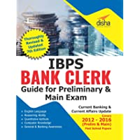 IBPS Clerk Guide for Preliminary & Main Exams