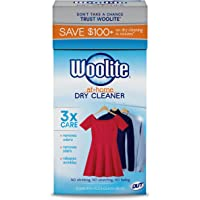 Woolite At Home Dry Cleaner, Fresh Scent, 6 Cloths