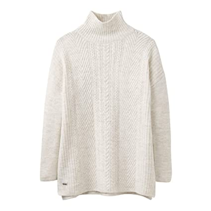 6acd4b38627 Joules Fallon Warm Cable Womens Jumper (Z)