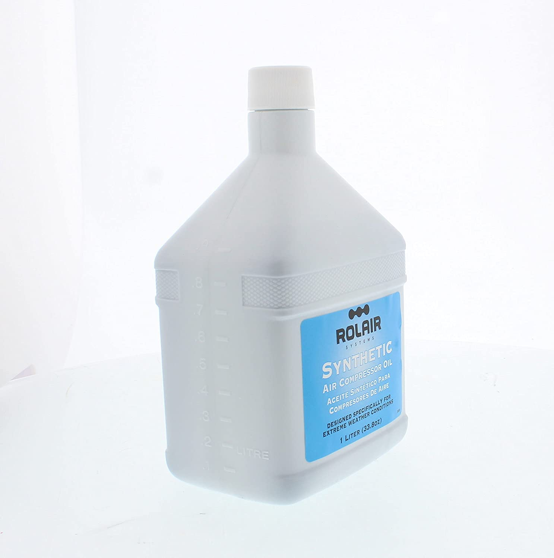 Rolair oilsyn34 Synthetic Compressor Oil All Temp 1 Qt - Tools Products - Amazon.com